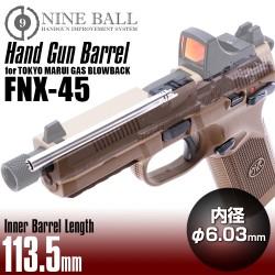 Nine Ball TM FNX-45 inner...
