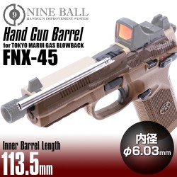 Nine Ball TM FNX-45...